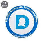 Franklin Democratic Town Committee Logo 3.5