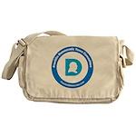 Franklin Democratic Town Committee Logo Messenger
