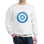 Franklin Democratic Town Committee Logo Sweatshirt