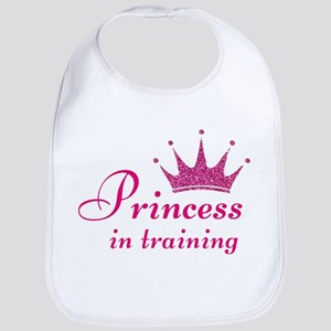 PRINCESS IN TRAINING Bib