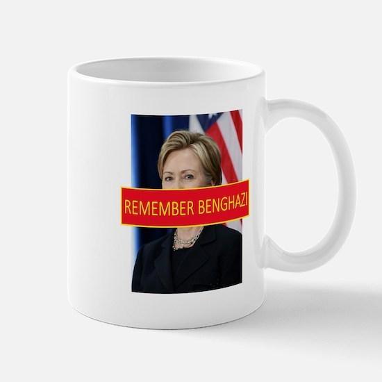Remember Benghazi Mug