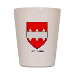 Diamond Shot Glass 104424303