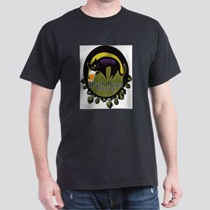 Black Beast Brewing Logo Ash Grey T-Shirt