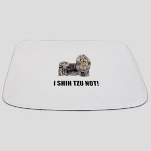 Shih Tzu Not Bathmat