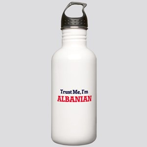 Trust Me, I'm Albanian Stainless Water Bottle 1.0L