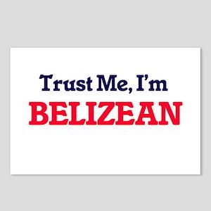Trust Me, I'm Belizean Postcards (Package of 8)