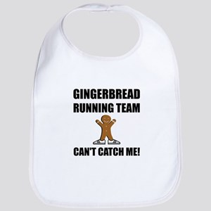 Gingerbread Running Team Bib