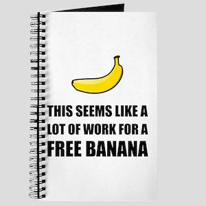 Free Banana Journal