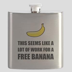 Free Banana Flask