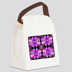 gem galaxy Canvas Lunch Bag