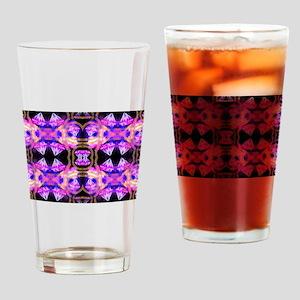 gem galaxy Drinking Glass