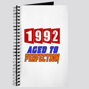 1992 Aged To Perfection Journal