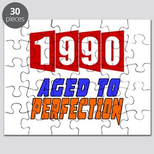 1990 Aged To Perfection Puzzle