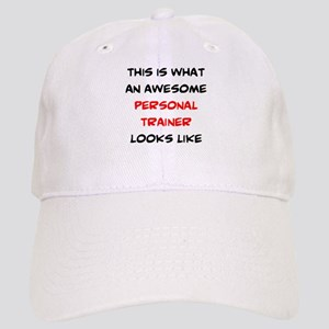 awesome personal trainer Cap