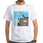 Building Confidence White T-Shirt