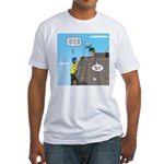 Building Confidence Fitted T-Shirt