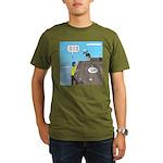 Building Confidence Organic Men's T-Shirt (dark)