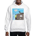 Building Confidence Hooded Sweatshirt