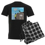 Building Confidence Men's Dark Pajamas