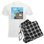 Building Confidence Men's Light Pajamas