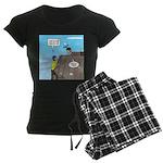 Building Confidence Women's Dark Pajamas