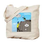 Building Confidence Tote Bag