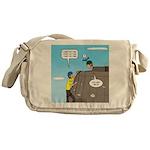 Building Confidence Messenger Bag