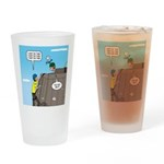 Building Confidence Drinking Glass