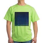15.castaway..? Green T-Shirt