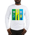 Flu Shot Long Sleeve T-Shirt