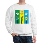 Flu Shot Sweatshirt