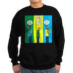Flu Shot Sweatshirt (dark)