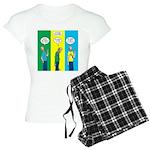 Flu Shot Women's Light Pajamas