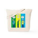 Flu Shot Tote Bag