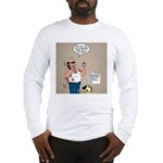 Cologne Violation Long Sleeve T-Shirt