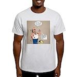 Cologne Violation Light T-Shirt