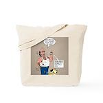Cologne Violation Tote Bag