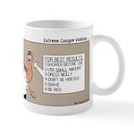 Cologne Violation Mug