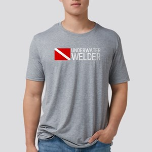 Welding: Underwater Welder & Women's Dark T-Shirt