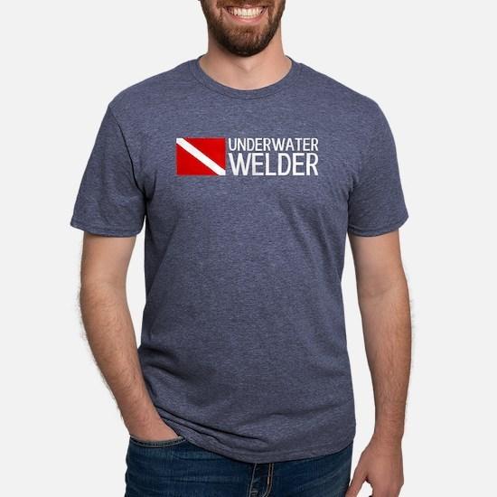 Welding: Underwater Welder & Women's Dark T-Shirt
