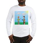 Sun Screen Issue Long Sleeve T-Shirt