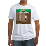 Bond of the Apes Fitted T-Shirt