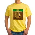 Bond of the Apes Yellow T-Shirt