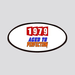 1979 Aged To Perfection Patch