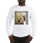 Zombie Homework Long Sleeve T-Shirt