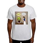 Zombie Homework Light T-Shirt