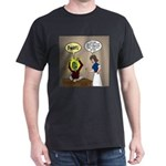 Zombie Homework Dark T-Shirt