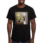 Zombie Homework Men's Fitted T-Shirt (dark)