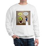 Zombie Homework Sweatshirt