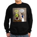 Zombie Homework Sweatshirt (dark)